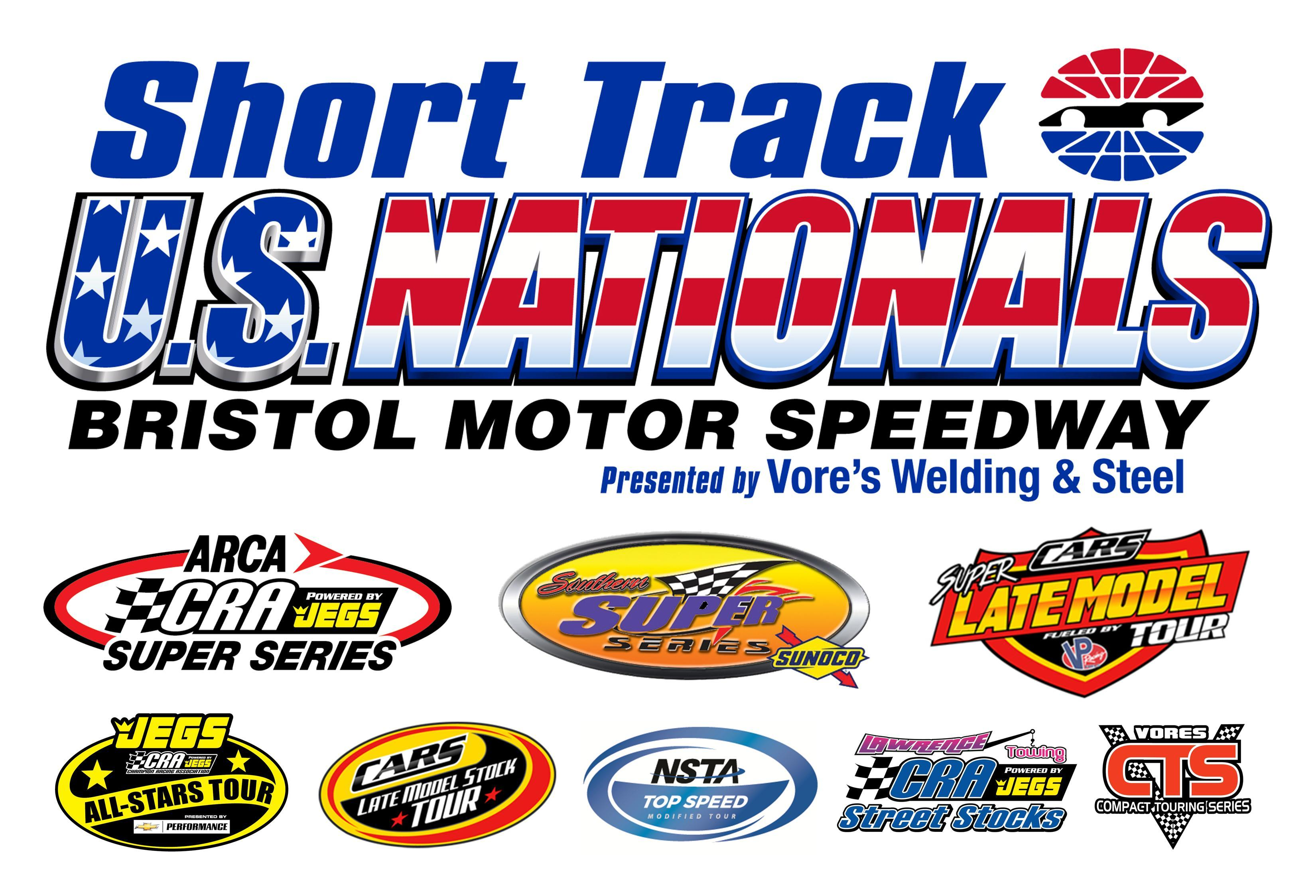 Bristol Event Logo with Sanctioning Groups
