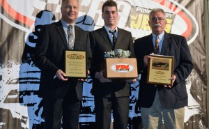 ROY Armstrong Banquet VDL