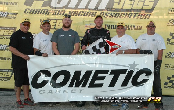 6.10.17 Victory Lane Cometic