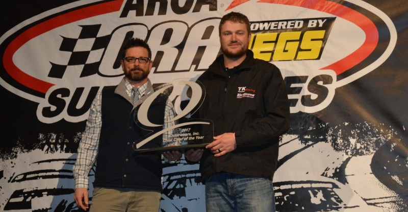 VanDoorn Crew Chief of the Year