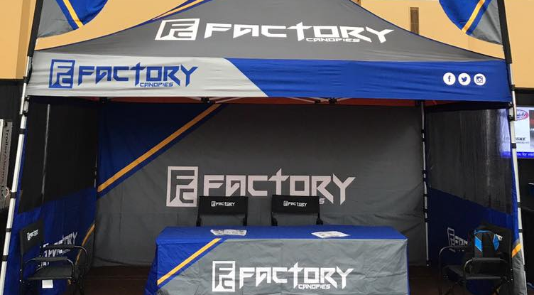 02 & Factory Canopies Becomes Official Canopy of CRA for 2018 | CRA ...