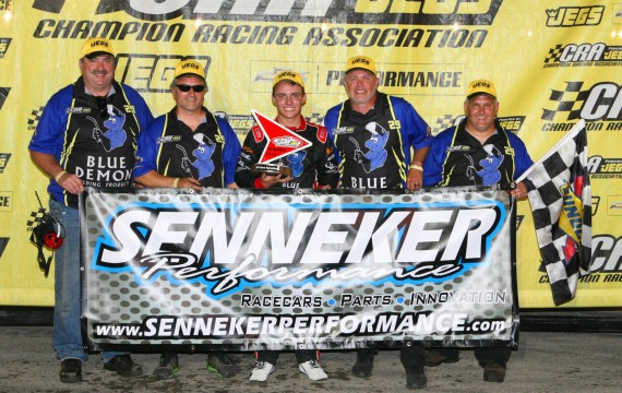 6.2.18 Victory Lane Senneker