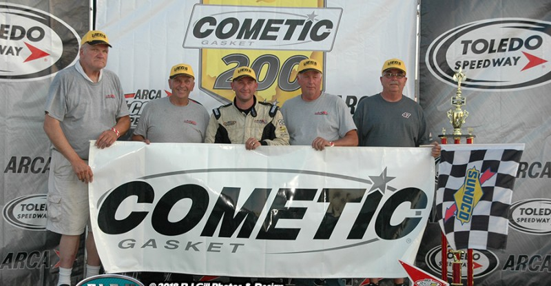 6.29.18 Victory Lane Cometic