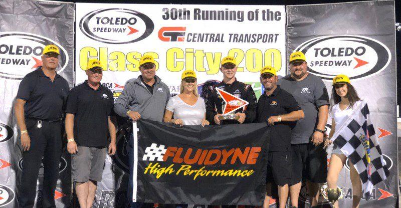 9.15.18 Victory Lane Fluidyne