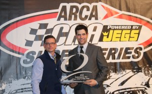 Outerwears Crew Chief Award Presentation