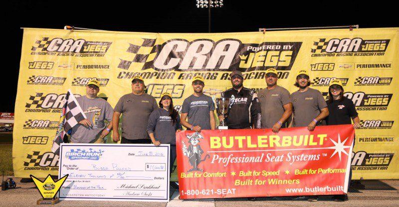 6.8.18 Victory Lane Butlerbuilt
